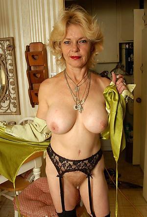 Homemade mature amateur housewife