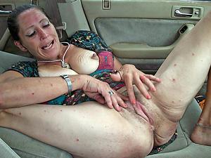 Mature Car Sex