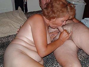 Pretty mature women blowjobs