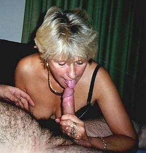 Amateur pics be advantageous to senior women blowjobs