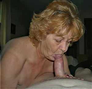 Real sexy granny women