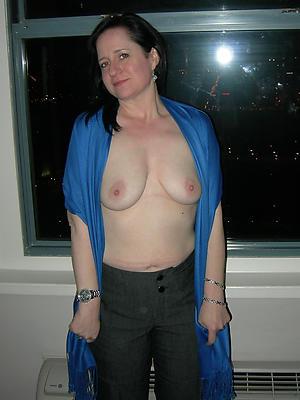 Bohemian sexy mature wife
