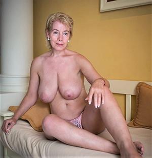 Real mature single women