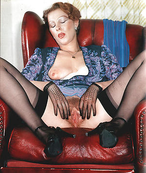 Favorite vintage mature pussy pictures