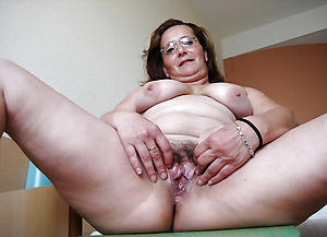 Best pics be incumbent on mature close up pussy
