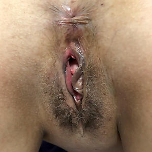 Grotty mature pussy hamper