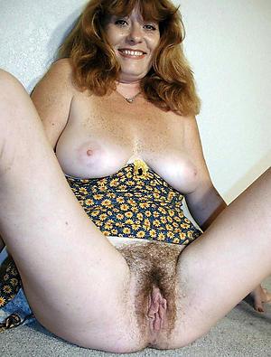Handsome mature hairy vagina