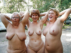 Handsome mature women group sex