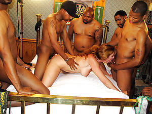 Hot grown-up amateur group sex