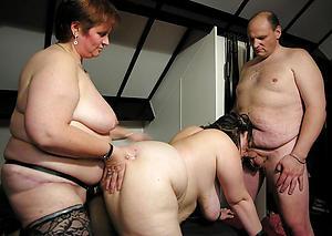 Naked mature group pics