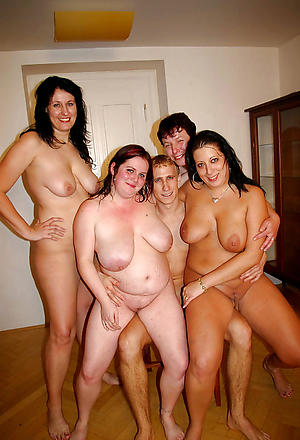 Xxx matures group dealings