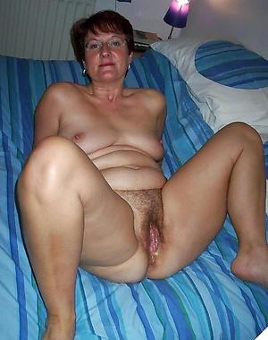 Pretty mature white woman