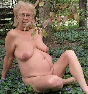 Busty sexy grandmother porn