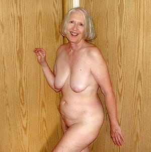 Beautiful hot naked grandmothers