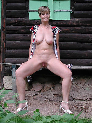 Amazing senior women erotic