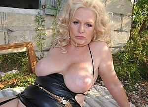 Downhearted mature hot babes