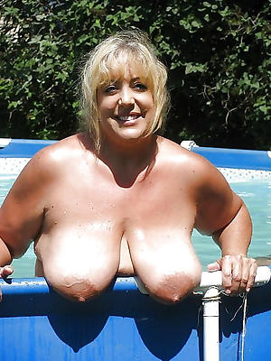 Free busty natural mature