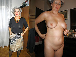 Real wife before and after
