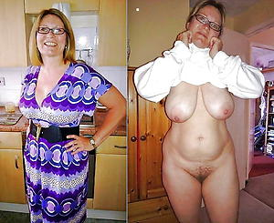 Mature before and after porn pics