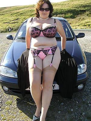 Gorgeous amateur mature porn pics