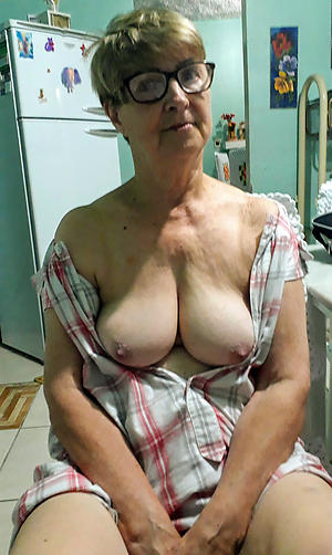 Unpropitious mature senior women amateur photos