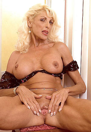 Naked classic mature