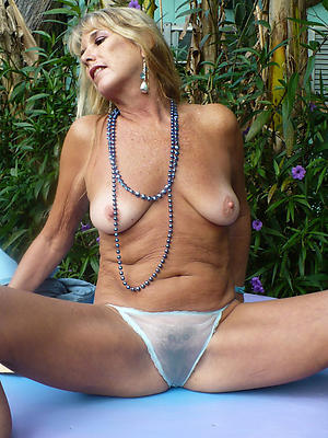 Favorite mature private pics