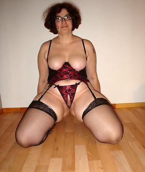 Favorite mature brunette woman