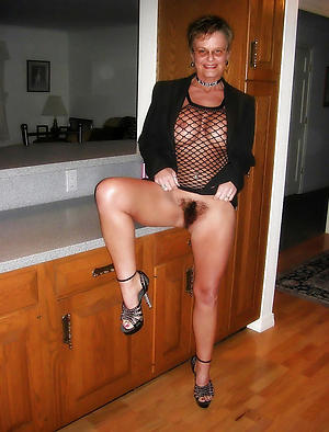 Naked matured erotic gentlefolk