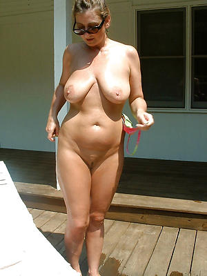 Unaffected boobs mature amateur pictures