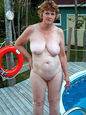 Busty mature wife nude photos