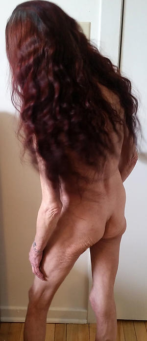 Naked skinny mature pics