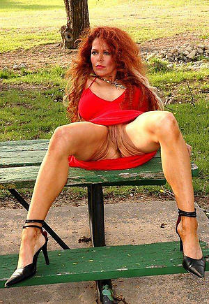 Mature busty babes unconcealed pictures