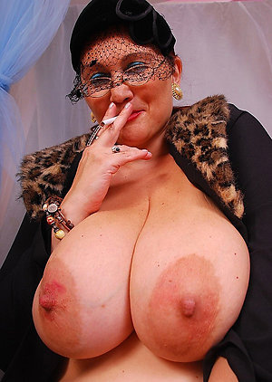 Real pics of horny busty mature