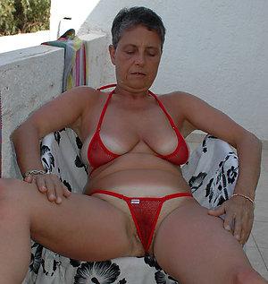 Busty bikini womens photo
