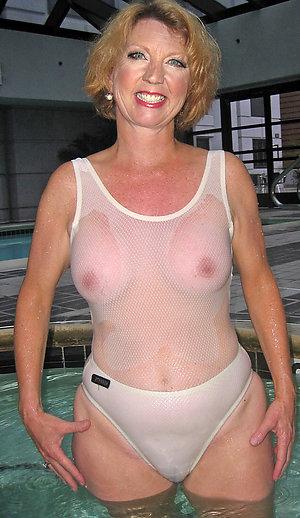 Sexy mature bikini girls