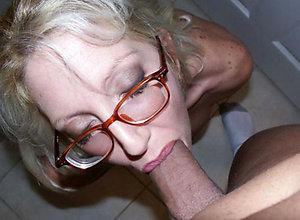 Gorgeous older women blowjob photos