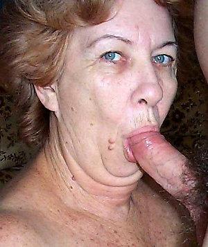 Real amateur mature blowjob photos