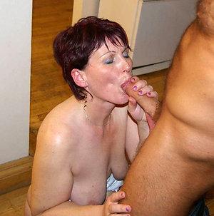 Sexy old women blowjobs amateur pics