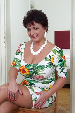 Naughty classic mature women