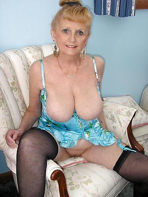 Nude mature older women photos