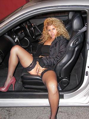 Nude full-grown in car porn galilee