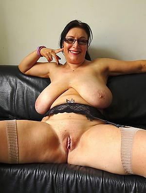 Nude mature comprehensive solitarily photos