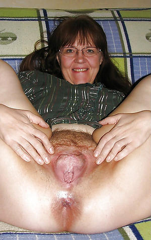 Best pics of mature get used to up pussy