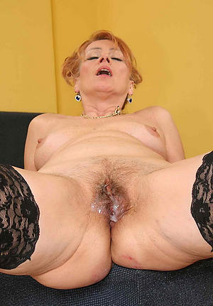 Naked mature milf creampie revealed pics