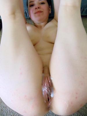 Amazing mature creampie pussy porn pics