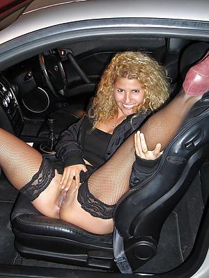 Favorite nude mature helter-skelter car