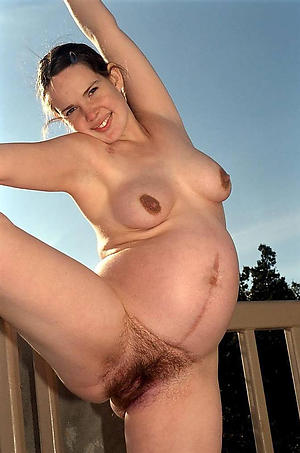 Favorite pregnant mature porn