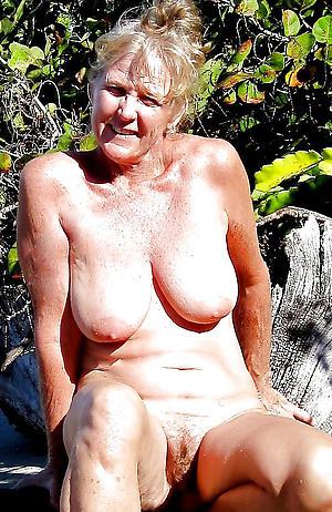Handsome dilettante sexy nude grandmas pics