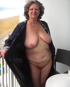 Easy elder statesman mature granny